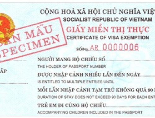 Is Vietnam visa exemption extended for UK travelers after June 30, 2017