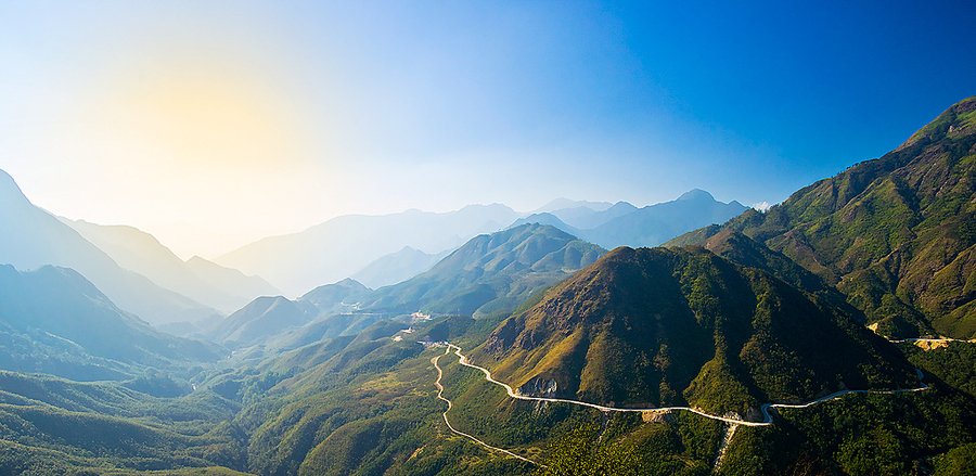 The spectacular O Quy Ho pass in northern Vietnam - Vietnam travel