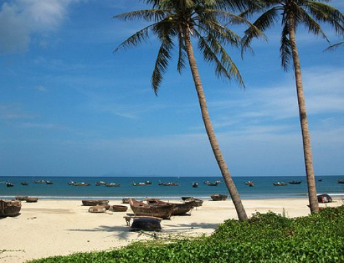 Cua Dai Beach makes TripAdvisors best list