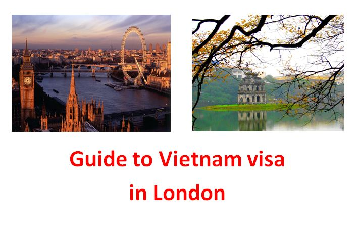 guide to Vietnam visa in London
